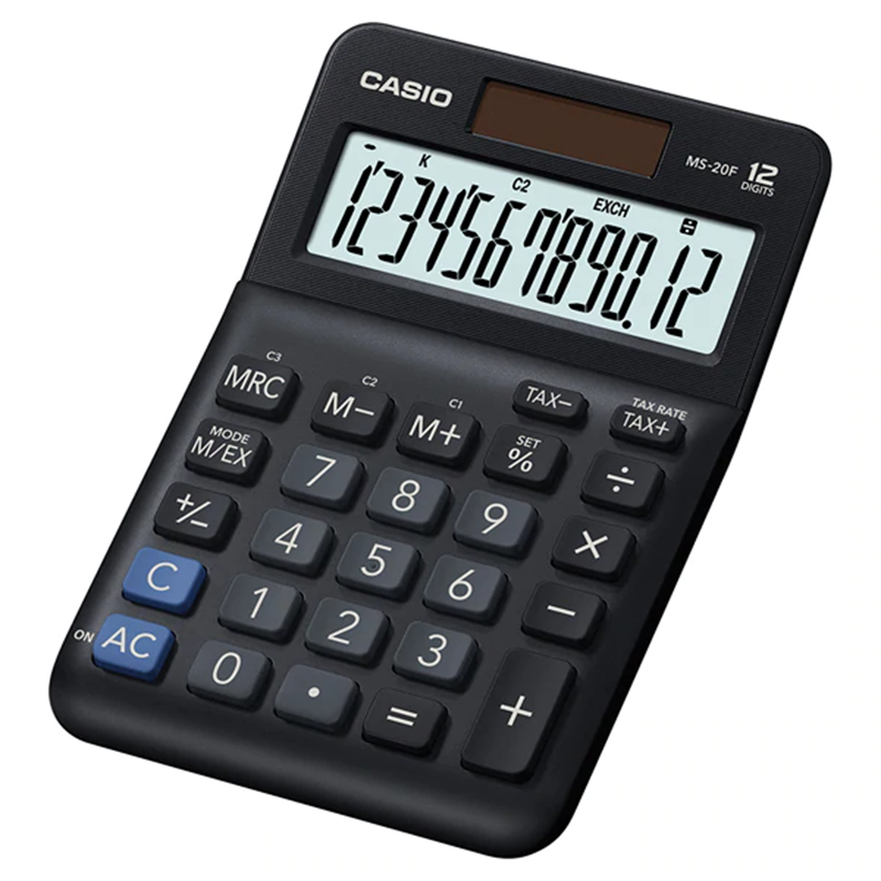 CASIO MS-20F