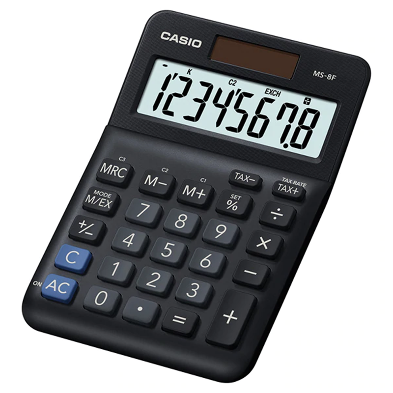 CASIO MS-8F