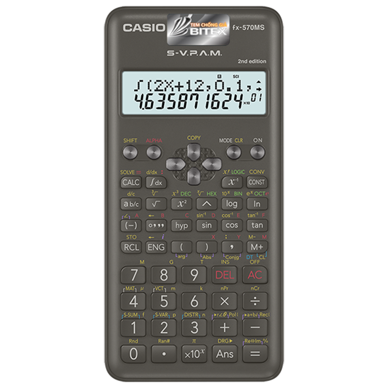 CASIO FX 570MS