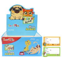 Nhãn vở Cute Animals SK-LP301