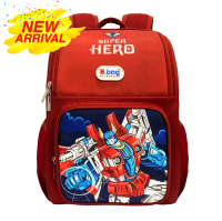 Ba lô CG Adventure Box-Super Hero B-12-114 Đỏ