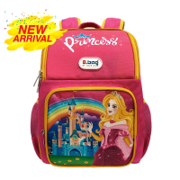 Ba lô CG Adventure Box-Princess B-12-115 Hồng