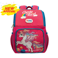 Ba lô CG Adventure Box-Candy Land B-12-117 Hồng